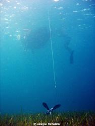 MAN AND SEA by Giorgos Michailidis
