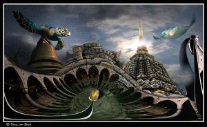 Atlantis by Dray Van Beeck