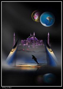 Gates to Atlantis by Dray Van Beeck