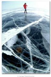 Lake Bajkal, Siberia by Sergiy Glushchenko