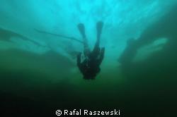 up side down by Rafal Raszewski