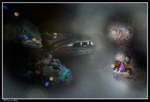 Nightmare... by Dray Van Beeck