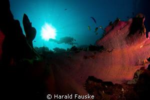 Sogod bay , Southern Leyte tokina 10-17 by Harald Fauske