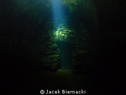 Underwater Secret by Jacek Biernacki