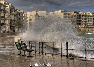 No diving today!