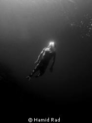 Icarus - Viligilee, Maldives by Hamid Rad