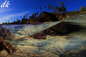 Crystal Clear Laguna Afternoon by Dale Kobetich