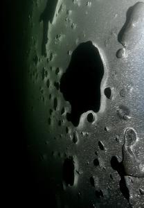 """""""moonscape"""" by Veronika Matějková"""
