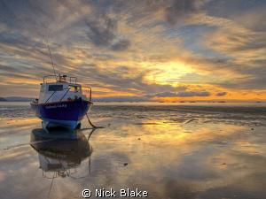 Sunrise Abersoch North Wales
