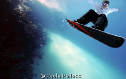underwater? by Paola Pallocci