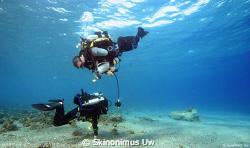 Poseidon MK6 Diving by Skinonimus Uw