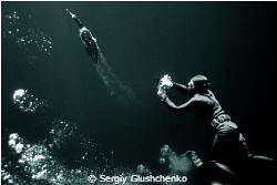 Hanters... by Sergiy Glushchenko