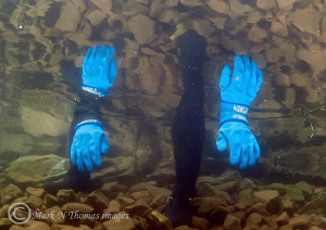 Dry gloves. Eccleston Delph - Feb 2011. by Mark Thomas