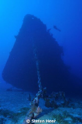 Yes it is not Palau! But Truk Lagoon (Chuuk State FSM) is... by Stefan Heer