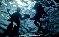 Photocompetitions on the swimming pool by Sergiy Glushchenko