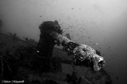 Thistlegorm wreck by Marco Maccarelli