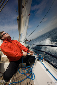 """Something different. Thats photo shooting racing yacht team last weekend. got wet well almost felt like doin uw stuff CANON 40D Sigma 1020mm circular polfilter attached inbuild strobe used. different"""". different"""" weekend u/w ;-) ;) 10-20mm 10 20mm pol-filter pol filter used"""