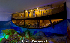 """The """"Uluburun"""". The oldest shipwreck of the world, more t... by Rico Besserdich"""