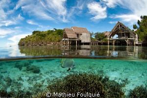 Misool Eco Resort by Mathieu Foulquié