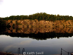 Stoney Cove looking quite inviting! Early morning before ... by Keith Savill