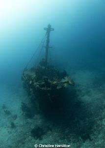 "Wreck of the ""Ann"" by Christine Hamilton"