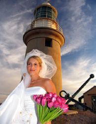 Beautiful Bride, Exmouth - Western Australia by Penny Murphy