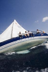 """...aaaaaaand....ACTION !!"" Racing yacht shooting...,gues... by Rico Besserdich"