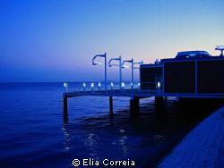 Lisbon at dusk! by Elia Correia