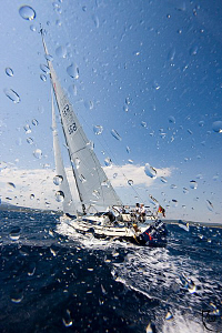sailing fun :-))) by Rico Besserdich