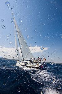 sailing fun :-))) by Rico Besserdich