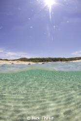 Carnac island at its best by Nick Thake