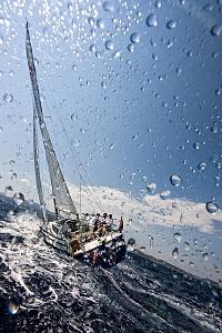 ..sailing away...... by Rico Besserdich