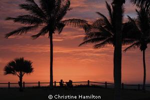 Cable Beach Sunset, Western Australia by Christine Hamilton
