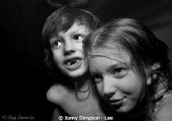 Nikon D2x with single strobe. by Jonny Simpson - Lee