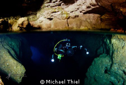 Santa Marija Caves by Michael Thiel