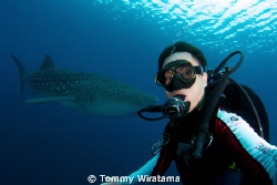 Almost kissed! by Tommy Wiratama