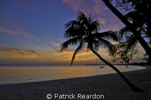 Not a bad end to a great day of diving in the Cayman Isla... by Patrick Reardon