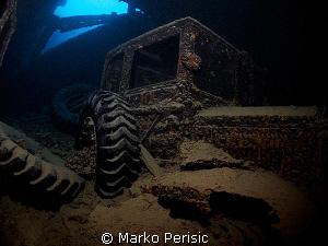 THE TRUCK II by Marko Perisic