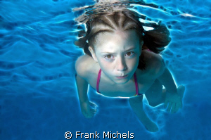 Ohhhh DAD  My Doughter Sarah a little Pi... off Because... by Frank Michels
