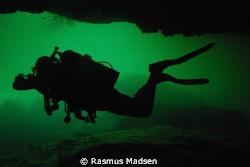 Cenotes by Rasmus Madsen
