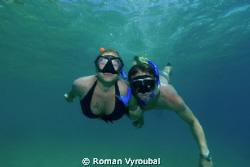 We also learned a scorpion dive :-) by Roman Vyroubal