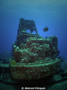 The Tower, Wit Shoal, St. Thomas. by Abimael Márquez