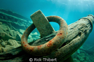 ANCHOR by Rick Thibert