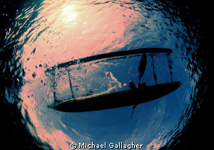 Canoe, PNG by Michael Gallagher