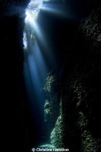 Cave by Christine Hamilton