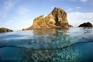 Iretskogo island near Putyatin island in sea of japan, S... by Boris Pamikov