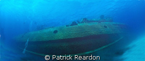 Panorama of the Kittiwake stitched together in Photoshop.... by Patrick Reardon
