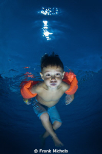 This is my Son Tim ,this little guy will get 3 Years in s... by Frank Michels