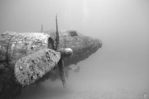 Dakota C-47, Kas/Antalya by Rico Besserdich