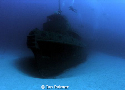 Another shot of the Rozi tug boat. by Ian Palmer